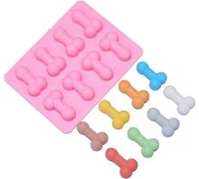 Buy Sexy Penis Cake Mold Dick Ice Cube Tray Silicone Mold Soap Candle Moulds Sugar Craft Tools Bakeware Chocolate Moulds