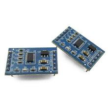 Free shipping 1pcs For Arduino MMA7361 (MMA7260) Accelerometer Sensor Module 3-Axis low cost micro capacitive