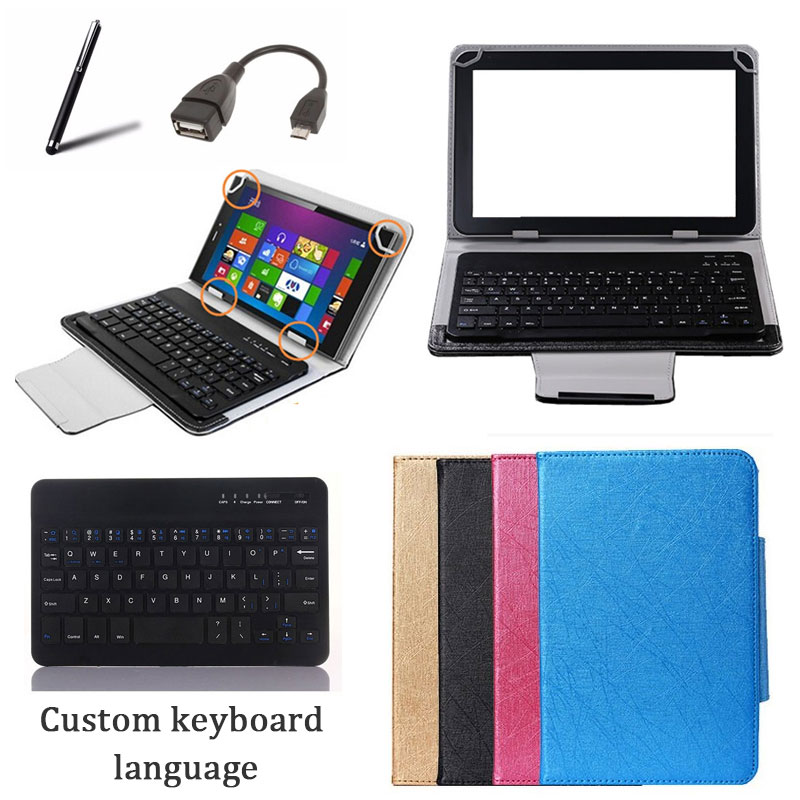 Wireless Bluetooth Keyboard Case For Asus MeMO Pad 8 ME180A 8 Tablet Keyboard Language Layout Customized + Free Gifts<br><br>Aliexpress