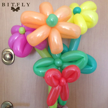100PCS/lot Latex Balloons Long Baloon Modelling Animal Birthday Party Wedding Christmas Decoration Balloon Kids Inflatable Toy