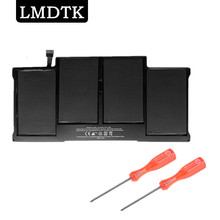 LMDTK new  Laptop Battery For  APPLE MACBOOK AIR 13.3 2013 A1466   MD760 MD761 A1496