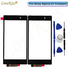 Buy Z1 Touchscreen Front Panel Sony Xperia Z1 L39H C6902 C6903 C6943 Touch Screen Sensor LCD Display Digitizer Glass Replacement for $6.13 in AliExpress store