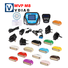 2016 Newly MVP Key Pro M8 Key Programmer and car Diagnostic Most Powerful Key Programming Tool with 800 Tokens M8 Free Shipping