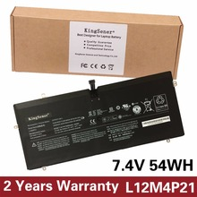 KingSener New L12M4P21 Laptop Battery for Lenovo Yoga 2 Pro 13 Inch 121500156 1CP5/57/128-2 7.4V 7400mA free 2 Years Warranty