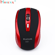 Buy Adroit 2016 New 6D Mini Bluetooth 3.0 Wireless 2400DPI Optical Gaming Mouse Gamer Mice Laptop PC JUL27 for $6.24 in AliExpress store