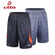 Etto New Professional Basketball Shorts Sports Jerseys 2016 17 Men Training Short Trousers Soccer Running Gym Shorts HPB014