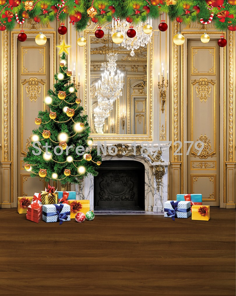 New Promotion Newborn Photographic Background Christmas Vinyl Photography Backdrops 200cm*300cm Photo Studio Props For Baby L815<br><br>Aliexpress