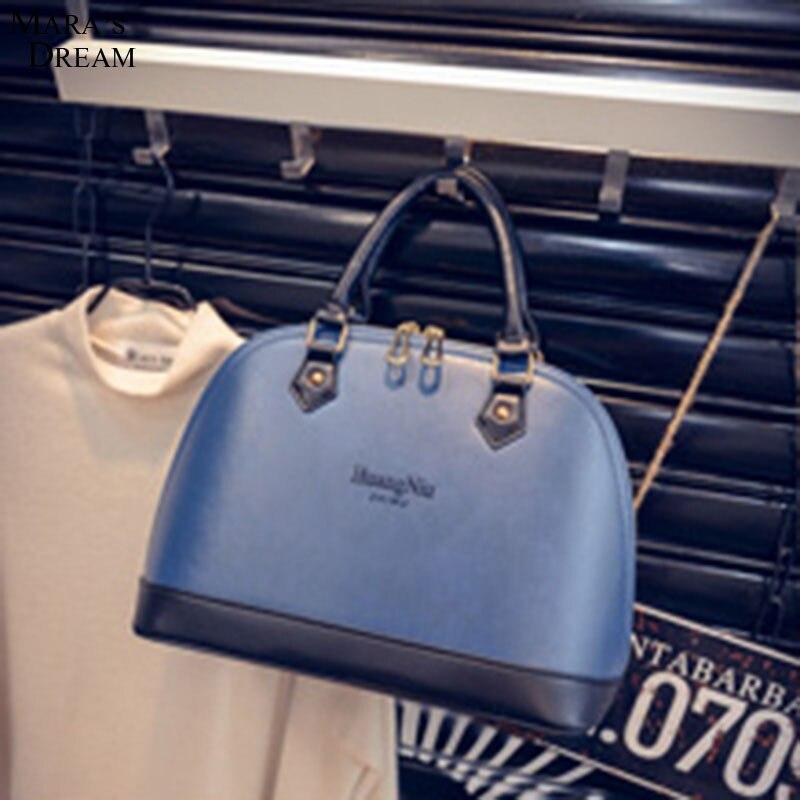 Maras Dream 2017 PU Leather Women Handbag Bolsas De Couro Fashion Casual Famous Brands Shoulder Bag Ladies Bolsas Femininas Sac<br><br>Aliexpress