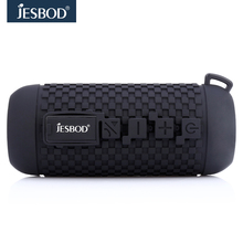 Jesbod J16 Stereo Bluetooth Portable Wireless Speake IPX7 Waterproof 10W Output Power with Enhanced Bass build in Microphone(China)