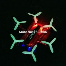 Fluorescent 3-Leaf Blade Propeller for Cheerson CX-10 CX-10A CX-10C CX-12 JJRC H7 JJ810 JJ820 H20 V646 V676 RC Quadcopter Parts