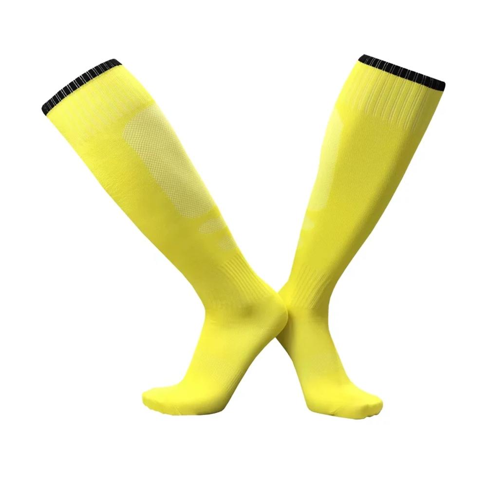 17 sport socks football soccer socks Cycling running men kids boys long towel socks basketball sox medias de futbol non-slip 5