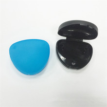 Compact Colorful Dental Orthodontic Retainer Box/Case mouthguards biteguards dentures Sport Guard