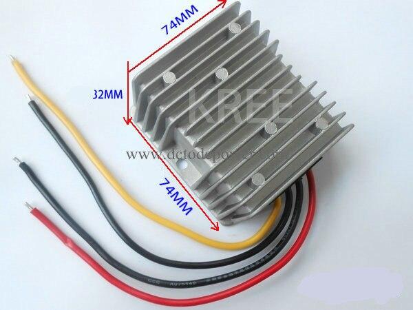 12V turn turn 3.3V3.7V4.2V6V7.5V9V 5V25A 24V power DC-DC buck converter module<br><br>Aliexpress