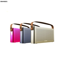 mosunx Awei Y300 Bag-shaped Portable Wireless Bluetooth Speaker 3D Stereo Speaker Fashion Sound Box Mini Hifi(China)