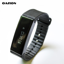 OASION smart wristband waterproof wireless bluetooth smart bracelet fitness tracker gps fitness watch for android ios smartband(China)
