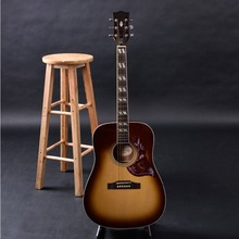 hummingbird  acoustic guitars, solid spruce top, acoustic electric guitars, Free shipping