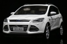 Diecast Car Model Ford All New Kuga 2015 1:18 (White) + SMALL GIFT!!!!!!!!!