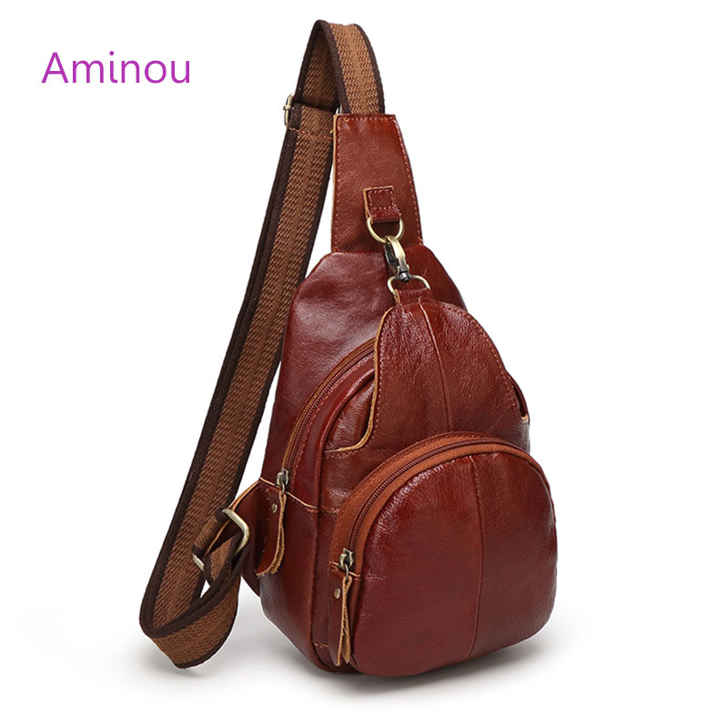 2016 Fashion Brand Genuine Leather Mens Shoulder Bag Vintage Cowhide Man Messenger Bag Designer Crossbody Bags Sacoche Homme<br><br>Aliexpress
