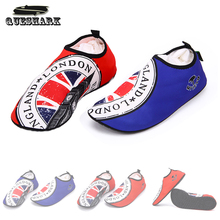 Men Women Diving Socks Scuba Snorkeling Boots Wetsuit Shoes Prevent Scratched Non-slip Beach Water Shoes Swimming Fins