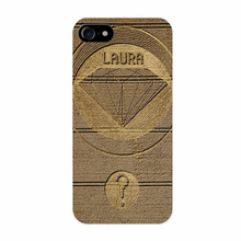 Alien manufacture Crop Circle Cover Case for iPhone 7 6 6s Plus SE 5 5s 4 4s 5c samsung galaxy S3 S4 S5 S6 S7 edge phone cases(China)