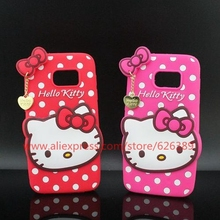 For Samsung Galaxy S7 Case Cover Classical Hello kitty Design Silicone Cases For Samsung S7