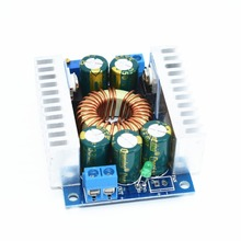 TENSTAR ROBOT 1pcs DC-DC High Power Low Ripple 12A Adjustable Step-down Module 95% Efficient Car Power Module(China)