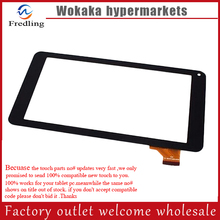 "New 7"" inch DEXP Ursus A270i JOY Tablet Capacitive Touch screen digitizer Touch panel Glass Sensor Replacement Free Shipping(China)"