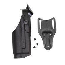 Military Tactical Holster Glock Light Bearing Holster Gun Accessories for Glock 17 19 22 23 31 32(China)