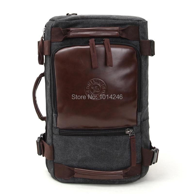 High Quality Canvas Womens Backpacks Business Multifunction Men Female Travel Shoulde Bags Men Rucksack Backpack Large Capacity<br><br>Aliexpress