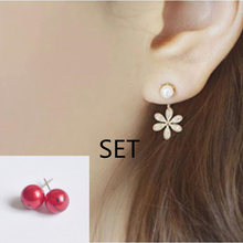 Earrings an atmosphere of a casual fashion ladies choose to work leisure life has ZH06