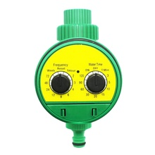 New Arrival Electronic Intelligence Garden Irrigation System Timer Controller Water Programs Connection G3 / 4 Thread Faucet(China)