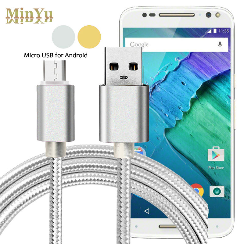 For Sony Xperia Tablet Z Micro USB FAST Charging Data Sync Charger Cable 3FT