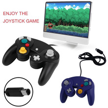 New Arrival Game Controller Joystick System Deep Pad For Kart Game Controller Joystick Remote Controller Black Purple Color(China)