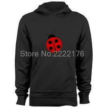 Ladybug Drawing Mens & Womens Custom Cool Hoodies