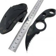 Stainless Steel karambit Claw with Sheath Mini Pocket Knife Ferramentas Faca Survival Tool