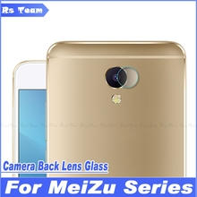Back Camera Lens Protective Clear Tempered Glass Protector Film For MeiZu U20 U10 Por 6 6S Plus M3x M3e M3s M3 Max M5s M5 Note