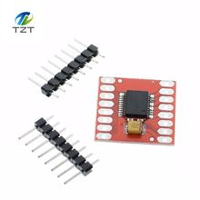 Free Shipping 1pcs/lot Dual Motor-Driver 1A TB6612FNG for Arduino Microcontroller Better than L298N(China)