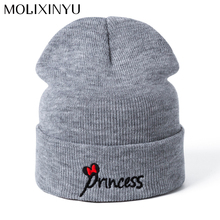 MOLIXINYU 2017 Fashion Baby Hat For Boys Winter children Hat For Girls Warm Knitted Skullies Children Winter Hat For Boys Cap(China)