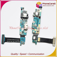For Samsung Galaxy S6 edge G925F Charging Connector charger Port USB dock flex cable,5pcs/lot,HK Post free shipping