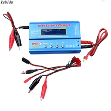 kebidu 1pc hot sal NiMh Li-ion Ni-Cd RC Battery iMAX B6 Lipro Balance Digital Charger Discharger intelligent charger