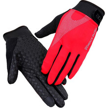 2017 New Cycling Gloves For Men Women Motorcycle Full Finger Bike Sport Gloves Touched Screen Phone Glove Ice Bicycle Glove G082