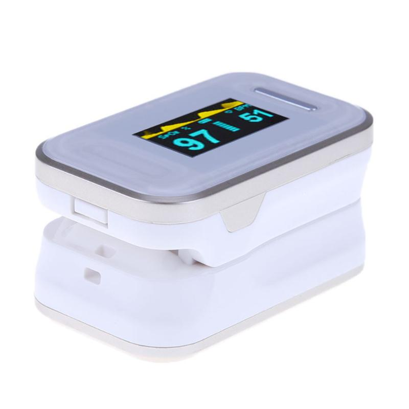 25-250BMP Household Fingertip Pulse Oximeter Oxygen Saturation Test Pulse Monitor Health Care Pulsioximetro (No Batteries) 14