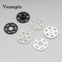 Buy ywzatgits 20sets/lot 10mm/13mm/18mm Plastic Invisible Hidden Buttons DIY Sewing Tools Clothing Accessories Craft 089137, 1 for $1.08 in AliExpress store
