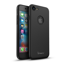 luxury brand ipaky New design 360-degree protective case for Apple iPhone 7 Plus or 7 4.7 inch Phone Bagsfor iphone7 back cover
