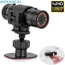 Best Price ! Full HD 1080P DV Mini Waterproof Sports mini Camera Bike Helmet Action DVR Video Camera high quality DE7