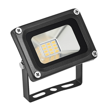 Led Floodlight 12V 10W Waterproof IP65 LED Spotlight Ultra-thin Reflector Flood Light Outdoor street Garden  lighting Lamp
