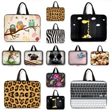 Top quality neoprene Computer Bag Notebook PC Cover tablet  Sleeve Case 10 12 13 14 15 17 15.6 15 inch Laptop Bags Pouch