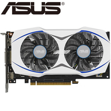 ASUS Video Cards GTX 950 2GB 128Bit GDDR5 Graphics Card nVIDIA VGA Cards Geforce GTX950 Used stronger GTX 750 TI 650