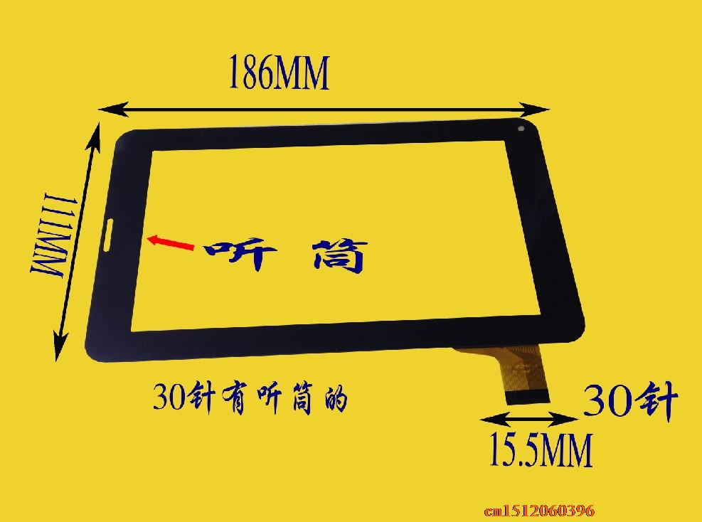 7 inch Tablet PC FE-DH-0706A1-FPC04 touch screen handwriting screen external screen capacitive screen<br><br>Aliexpress