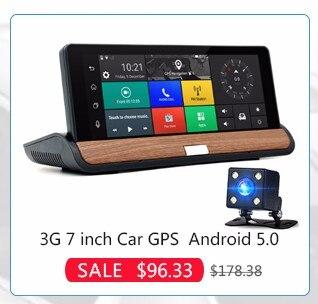 Junsun 7 inch HD Car GPS Navigation navigators FM MP3/MP4 Players Navitel/Europe Map Free Upgrade Truck gps Sat nav automobile